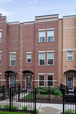 957 W 36th Place #2, Chicago, IL 60609 (MLS #10604336) :: The Perotti Group | Compass Real Estate