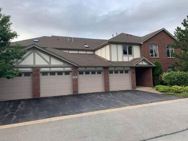 6252 Kallsen Drive #4, Tinley Park, IL 60477 (MLS #10604406) :: The Wexler Group at Keller Williams Preferred Realty