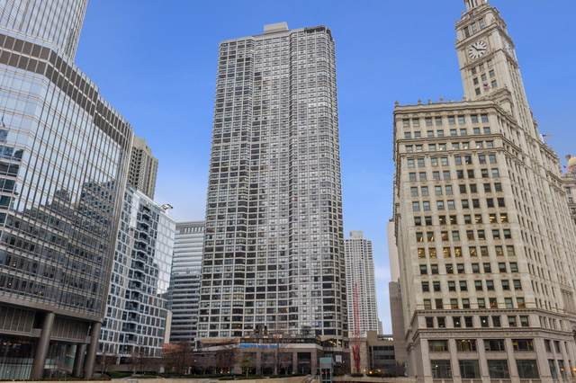 405 N Wabash Avenue #1501, Chicago, IL 60611 (MLS #10604457) :: Baz Network | Keller Williams Elite