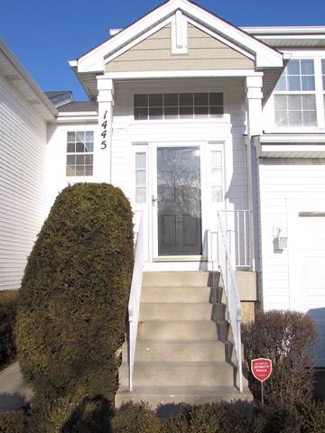 1445 Meadowsedge Lane #1445, Carpentersville, IL 60110 (MLS #10604489) :: Baz Network | Keller Williams Elite