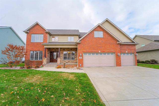 12822 Pennsylvania Place, Crown, IN 46307 (MLS #10604491) :: Suburban Life Realty