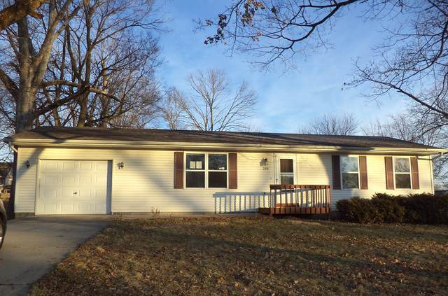 206 E Irving Street, Normal, IL 61761 (MLS #10604648) :: BN Homes Group