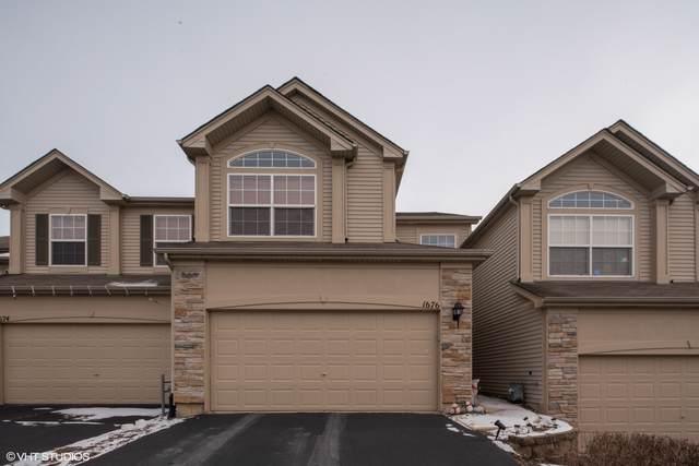 1676 Fredericksburg Lane, Aurora, IL 60503 (MLS #10604884) :: Property Consultants Realty