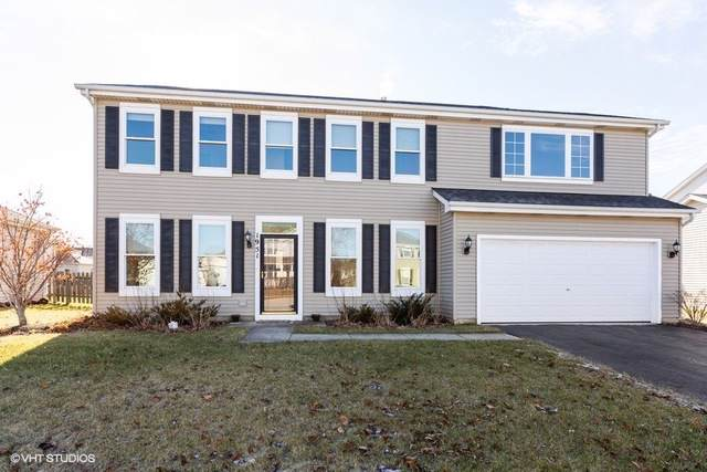 1951 Fescue Drive, Aurora, IL 60504 (MLS #10605150) :: The Wexler Group at Keller Williams Preferred Realty