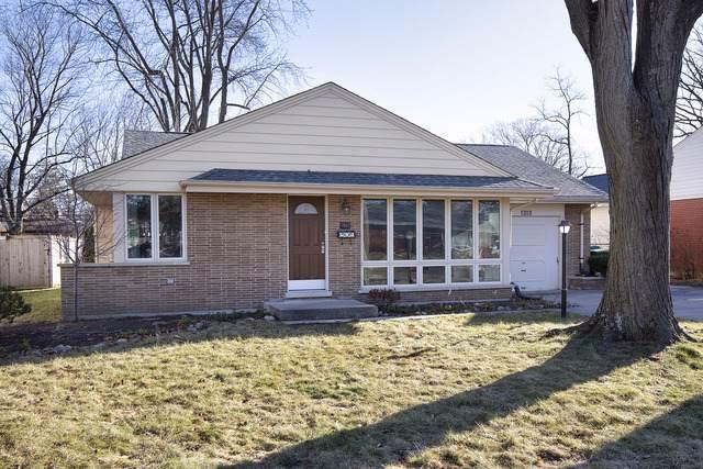 1313 Warrington Road, Deerfield, IL 60015 (MLS #10605234) :: Property Consultants Realty