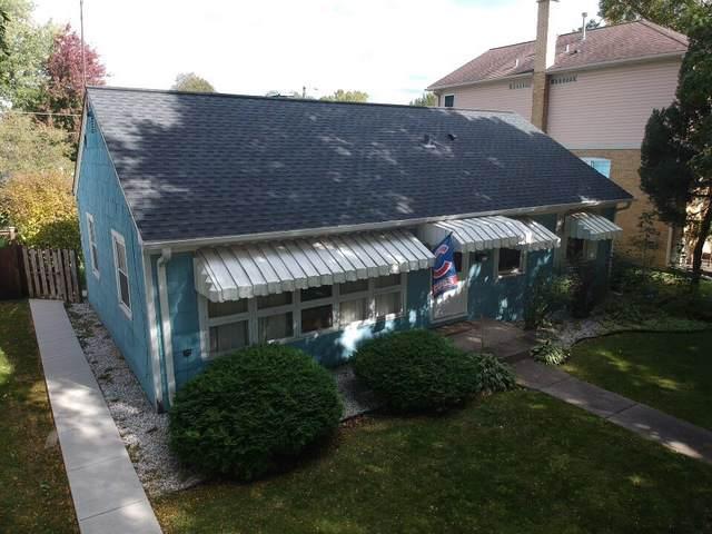 9528 Washington Avenue, Brookfield, IL 60513 (MLS #10605255) :: The Perotti Group | Compass Real Estate
