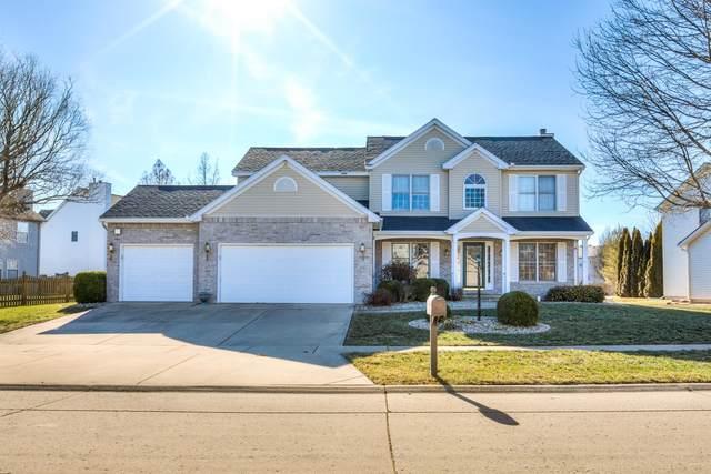 4403 Stonebridge Drive, Champaign, IL 61822 (MLS #10605294) :: Jacqui Miller Homes