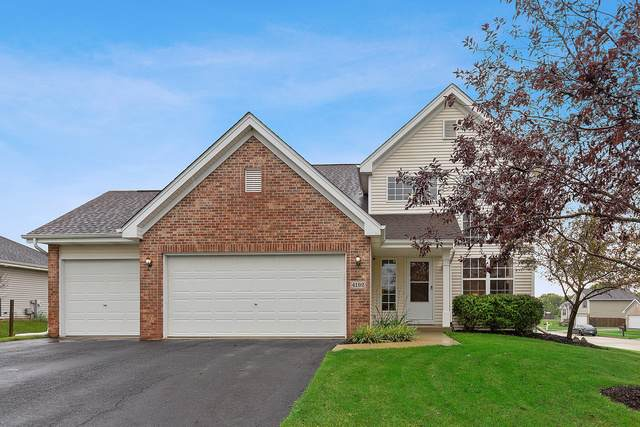 4192 Fallen Oak Drive, Belvidere, IL 61008 (MLS #10605503) :: Suburban Life Realty