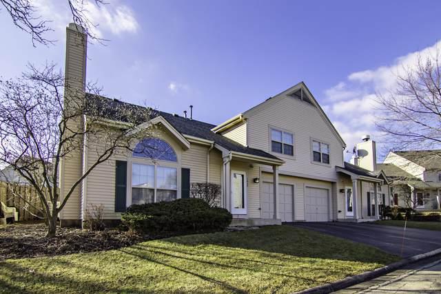 1022 Knollwood Drive, Palatine, IL 60067 (MLS #10605574) :: Lewke Partners