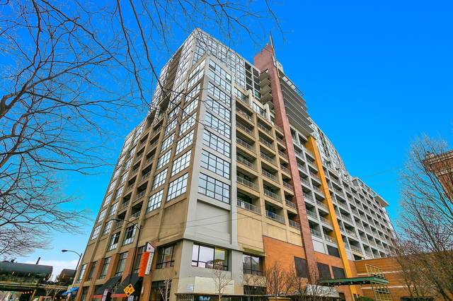 1530 S State Street 16P, Chicago, IL 60605 (MLS #10605782) :: Touchstone Group