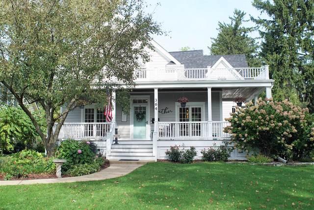 364 Linden Street, Glen Ellyn, IL 60137 (MLS #10605852) :: Property Consultants Realty