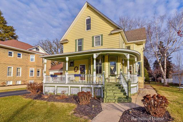 330 N Elm Street, Waterman, IL 60556 (MLS #10605862) :: Helen Oliveri Real Estate