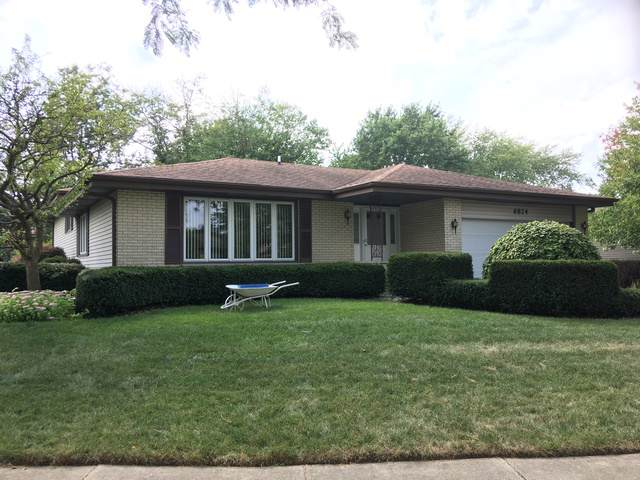 6824 Ticonderoga Road, Downers Grove, IL 60516 (MLS #10605867) :: The Perotti Group | Compass Real Estate