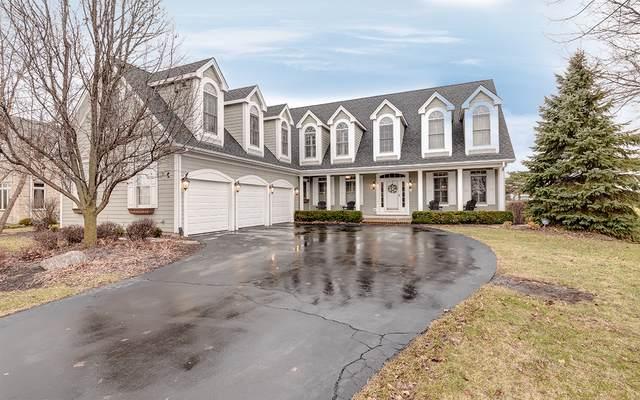 9555 Nicklaus Lane, Crystal Lake, IL 60014 (MLS #10605995) :: Angela Walker Homes Real Estate Group