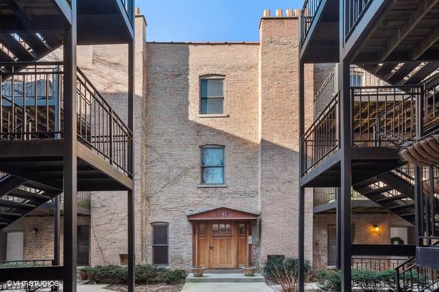 2214 N Sedgwick Street 2N, Chicago, IL 60614 (MLS #10606044) :: Property Consultants Realty