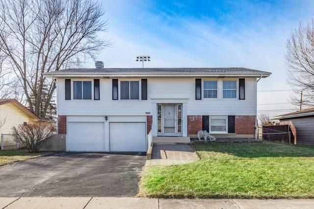 900 Woodlawn Street, Hoffman Estates, IL 60169 (MLS #10606183) :: Angela Walker Homes Real Estate Group