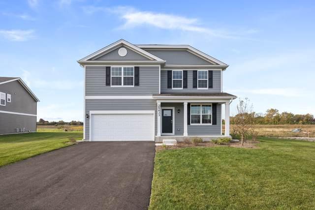 25405 W Ryan Lane, Plainfield, IL 60586 (MLS #10606213) :: Angela Walker Homes Real Estate Group