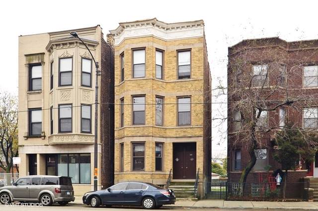 2605-07 W Chicago Avenue, Chicago, IL 60622 (MLS #10606231) :: Property Consultants Realty