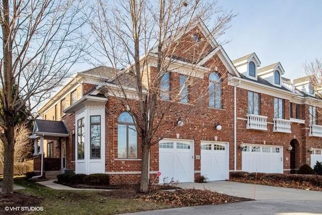355 Arbor Glen Boulevard, Schaumburg, IL 60195 (MLS #10606236) :: Angela Walker Homes Real Estate Group
