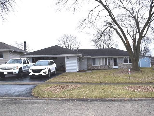3314 D Hutchison Avenue, Joliet, IL 60431 (MLS #10606254) :: The Wexler Group at Keller Williams Preferred Realty
