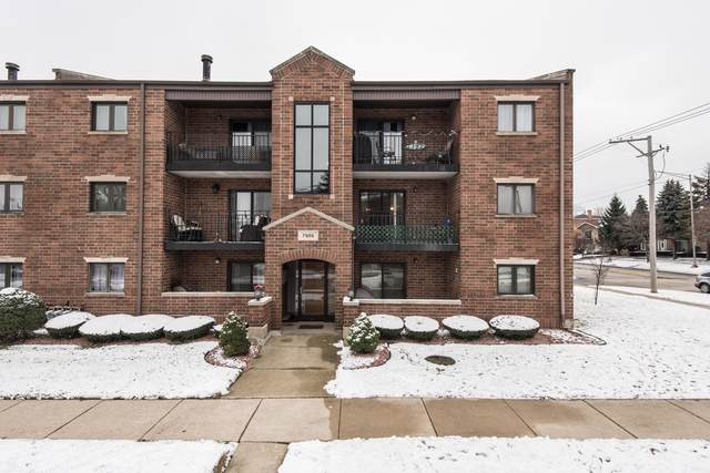 7955 W 90th Street 2B, Hickory Hills, IL 60457 (MLS #10606308) :: The Wexler Group at Keller Williams Preferred Realty