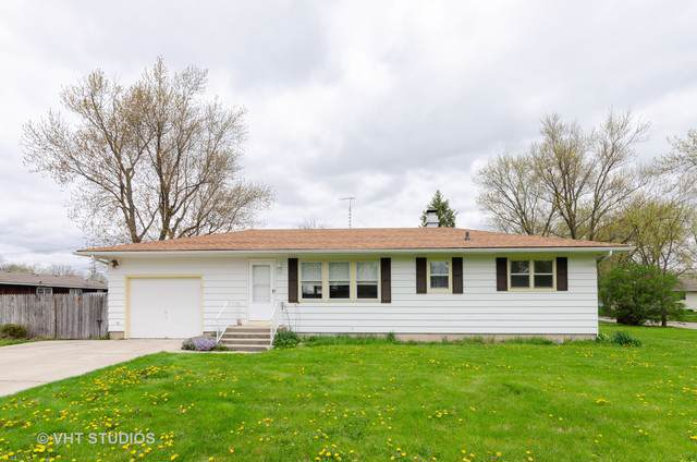 518 E Van Buren Street, Marengo, IL 60152 (MLS #10606354) :: Berkshire Hathaway HomeServices Snyder Real Estate