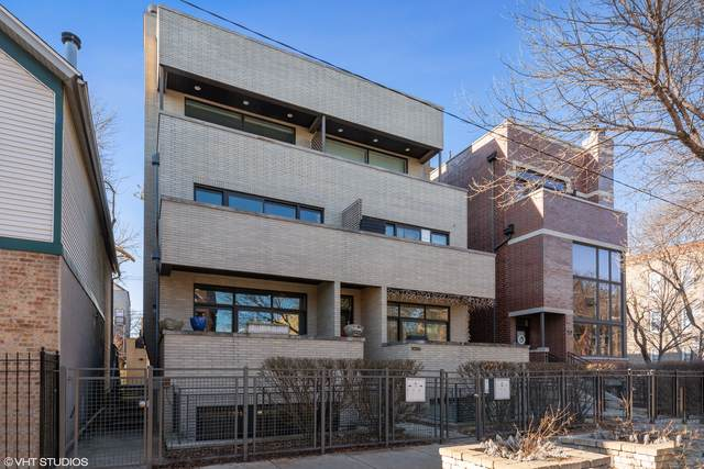 1056 N Wolcott Avenue N 2S, Chicago, IL 60622 (MLS #10606462) :: Property Consultants Realty