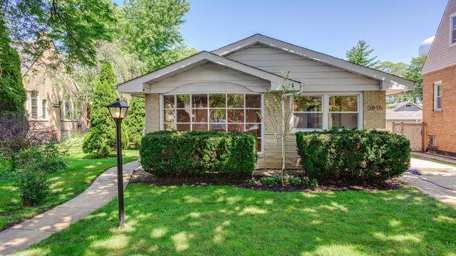 3815 Madison Avenue, Brookfield, IL 60513 (MLS #10606466) :: The Perotti Group | Compass Real Estate