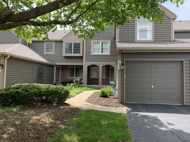 1517 Aberdeen Court #1517, Naperville, IL 60564 (MLS #10606682) :: Angela Walker Homes Real Estate Group