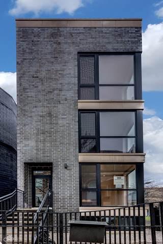 1350 N Claremont Avenue #2, Chicago, IL 60622 (MLS #10606718) :: John Lyons Real Estate