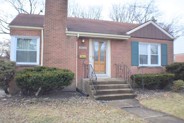 18352 Marshfield Avenue, Homewood, IL 60430 (MLS #10606755) :: The Wexler Group at Keller Williams Preferred Realty