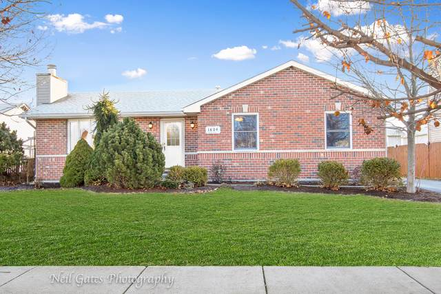 1804 Winger Drive, Plainfield, IL 60586 (MLS #10606756) :: The Wexler Group at Keller Williams Preferred Realty