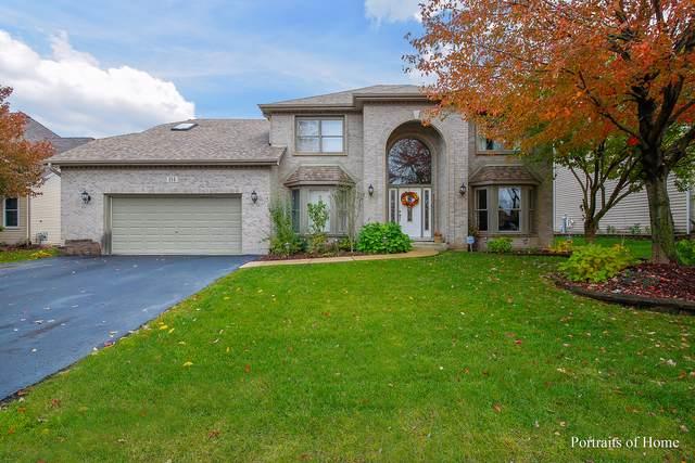 114 Woodlet Lane, Bolingbrook, IL 60490 (MLS #10606972) :: Angela Walker Homes Real Estate Group