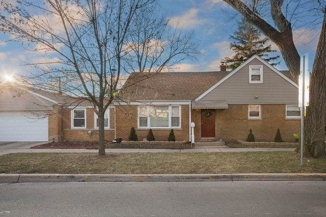 9127 Grand Avenue, Franklin Park, IL 60131 (MLS #10606995) :: Property Consultants Realty