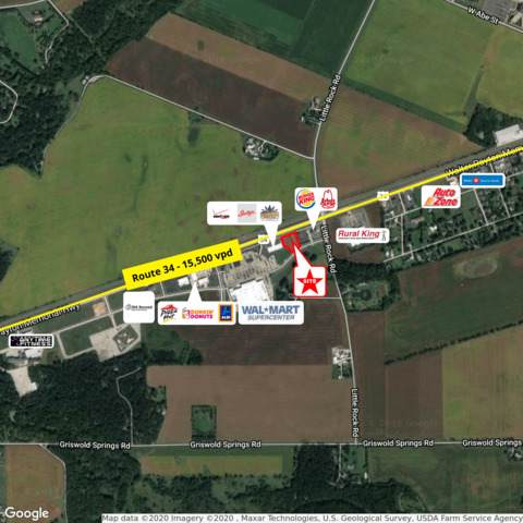 Lot 3 Route 34 Street, Plano, IL 60545 (MLS #10606998) :: Littlefield Group