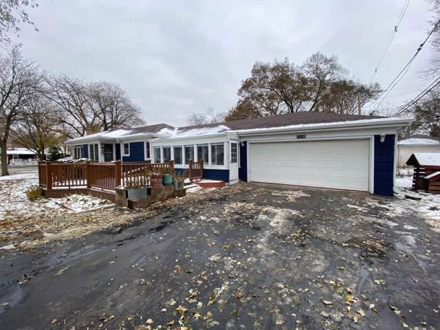 1431 183rd Street, Homewood, IL 60430 (MLS #10607029) :: The Wexler Group at Keller Williams Preferred Realty