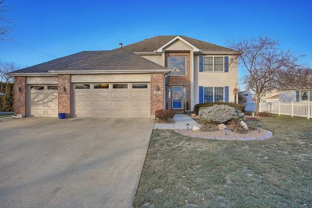 401 Wesley Avenue, Savoy, IL 61874 (MLS #10607098) :: Ryan Dallas Real Estate