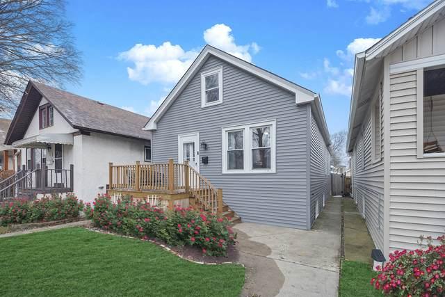 1128 Thomas Avenue, Forest Park, IL 60130 (MLS #10607140) :: Baz Network | Keller Williams Elite