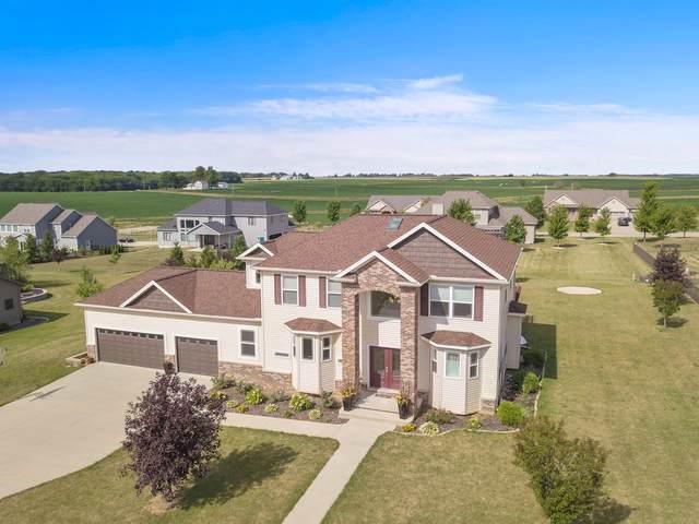 9308 Fenwick Drive, Bloomington, IL 61705 (MLS #10607324) :: Janet Jurich
