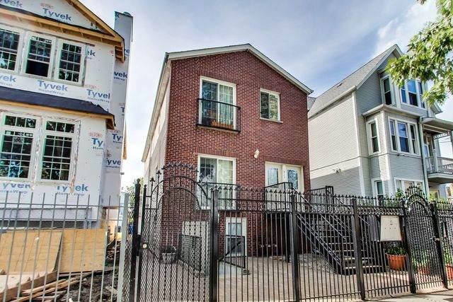 1940 N Ridgeway Avenue #1, Chicago, IL 60647 (MLS #10607456) :: John Lyons Real Estate