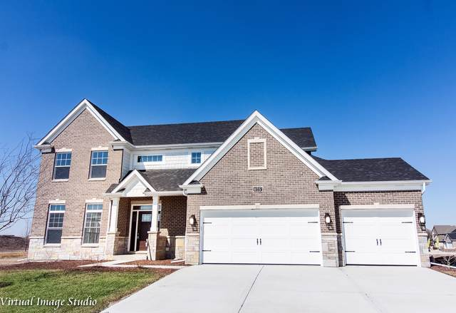25423 W Rock Drive, Plainfield, IL 60586 (MLS #10607490) :: Angela Walker Homes Real Estate Group