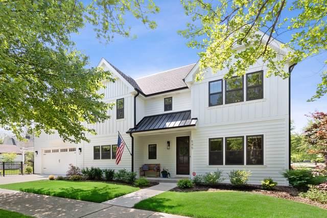 545 N Brainard Avenue, La Grange Park, IL 60526 (MLS #10607513) :: Angela Walker Homes Real Estate Group