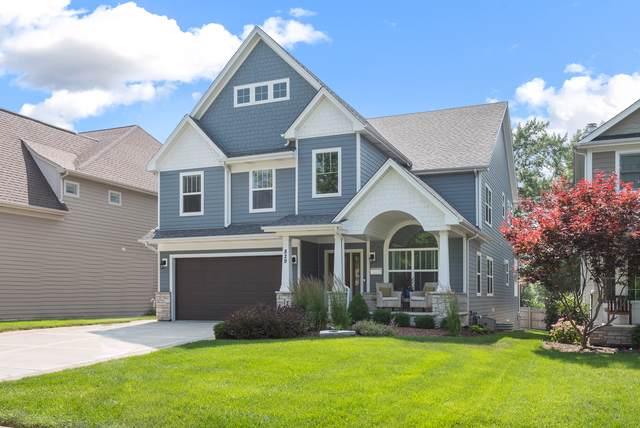 829 N Eagle Street, Naperville, IL 60563 (MLS #10607554) :: Angela Walker Homes Real Estate Group