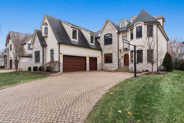 815 Iris Lane, Naperville, IL 60540 (MLS #10607600) :: Angela Walker Homes Real Estate Group