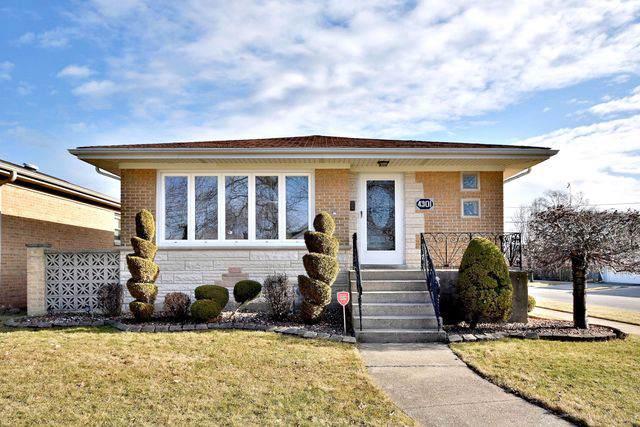 4301 N Olcott Avenue, Norridge, IL 60706 (MLS #10607673) :: Angela Walker Homes Real Estate Group