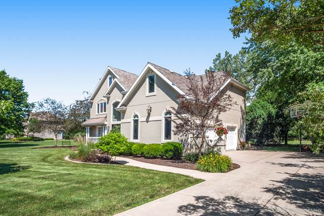 18 Oak Creek Drive, Yorkville, IL 60560 (MLS #10607809) :: The Dena Furlow Team - Keller Williams Realty