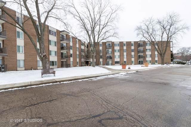 140 W Wood Street #321, Palatine, IL 60067 (MLS #10607906) :: Lewke Partners