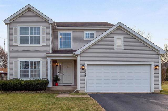 1338 Cottonwood Drive, Aurora, IL 60506 (MLS #10607910) :: Property Consultants Realty