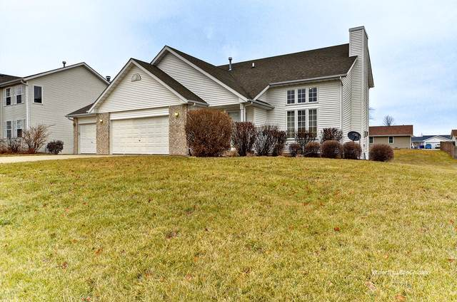 705 Golden Prairie Drive, Davis Junction, IL 61020 (MLS #10607955) :: Angela Walker Homes Real Estate Group
