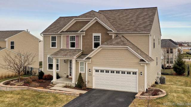 154 Chapin Way, Oswego, IL 60543 (MLS #10608025) :: Angela Walker Homes Real Estate Group